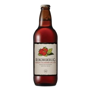 REKORDERLIG CIDER STRAWBERRY-LIME 500ML EA REKORDERLIG CIDER STRAWBERRY-LIME 500ML EA