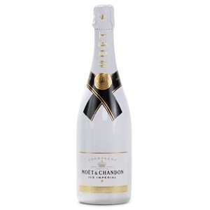 MOET & CHANDON ICE NECKER CHAMPAGNE NV 750ML MOET & CHANDON ICE NECKER CHAMPAGNE NV 750ML
