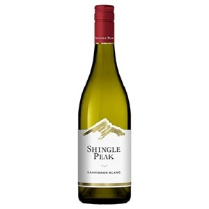 SHINGLE PEAK SAV BLANC 750ML SHINGLE PEAK SAV BLANC 750ML