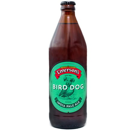 EMERSONS BIRD DOG INDIA PALE ALE EMERSONS BIRD DOG INDIA PALE ALE