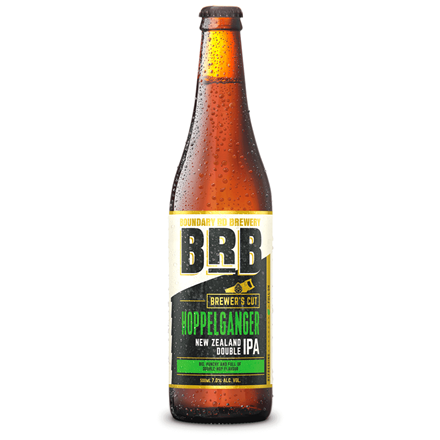 BRB HOPPELGANGER IPA 500ML BOTTLE BRB HOPPELGANGER IPA 500ML BOTTLE
