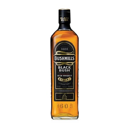 BUSHMILLS BLACK BUSH IRISH WHISKEY 700ML BUSHMILLS BLACK BUSH IRISH WHISKEY 700ML