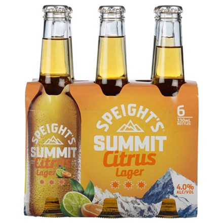 SPEIGHTS SUMMIT CITRUS LAGER 6PK SPEIGHTS SUMMIT CITRUS LAGER 6PK