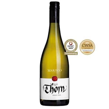 THE KING'S THORN PINOT GRIS THE KING'S THORN PINOT GRIS