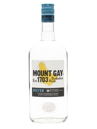 MOUNT GAY SILVER 1LT MOUNT GAY SILVER 1ltr