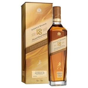 JOHNNIE WALKER 18YO WHISKY 700ML JOHNNIE WALKER 18YO WHISKY 700ML
