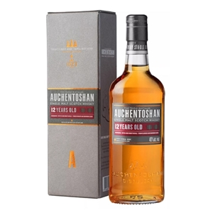 AUCHENTOSHAN 12YO SINGLE MALT SCOTCH WHISKY 700ML AUCHENTOSHAN 12YO SINGLE MALT SCOTCH WHISKY 700ML