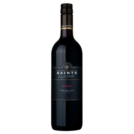 SAINTS SHIRAZ 750ML SAINTS SHIRAZ 750ML