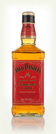 Jack Daniels Tennessee Fire 700ml Jack Daniels Tennessee Fire 700ml