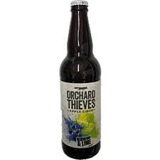 ORCHARD THEIVES BLUEBERRY & LIME 500ML ORCHARD THEIVES BLUEBERRY & LIME 500ML