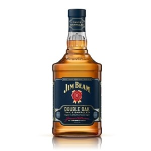 JIM BEAM DOUBLE OAK BOURBON 700 ML JIM BEAM DOUBLE OAK BOURBON 700 ML