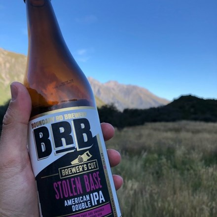 BRB STOLEN BASE AMERICAN DOUBLE IPA 500ML BRB STOLEN BASE AMERICAN DOUBLE IPA 500ML