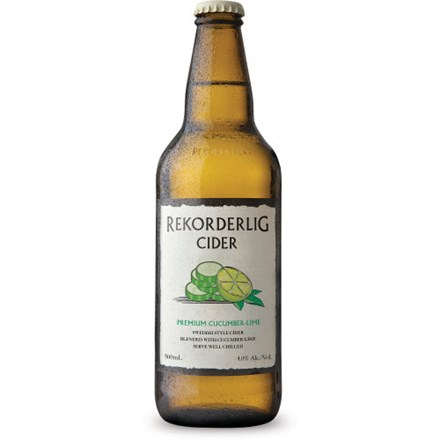 REKORDERLIG CIDER CUCUMBER-LIME 500ML REKORDERLIG CIDER CUCUMBER-LIME 500ML