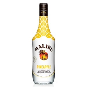 MALIBU PINEAPPLE RUM 700ML MALIBU PINEAPPLE RUM 700ML