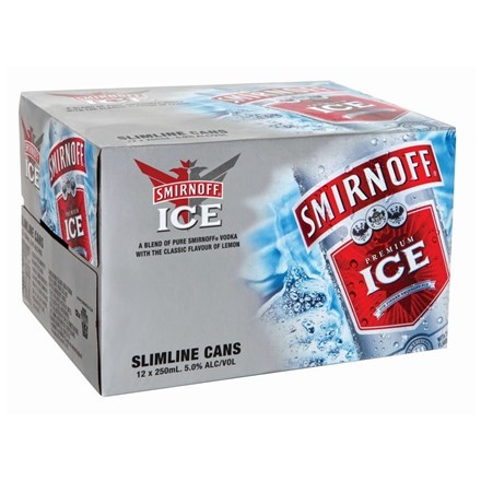 Smirnoff RED 12PK CANS SMV RED 12 PK CAN