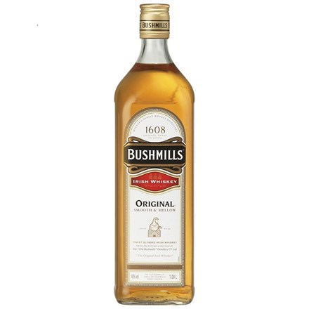 Bushmills Whiskey 1l Bushmills Whiskey