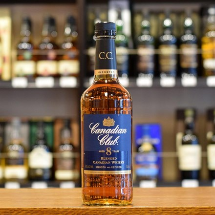 CANADIAN CLUB 8YRS 700ML CANADIAN CLUB 700ML