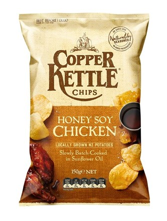 Copper Kettle - Honey Soy Chicken (150g) Copper Kettle - Honey Soy Chicken (150g)