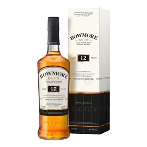 BOWMORE 12YO SINGLE MALT 700ML BOWMORE 12YO SINGLE MALT 700ML