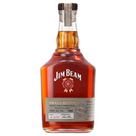JIM BEAM SMALL BATCH 2018-1 WITH TAWNY 700ML JIM BEAM SMALL BATCH 2018-1 WITH TAWNY 700ML