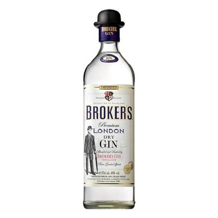 BROKERS LONDON DRY GIN 700ML BROKERS LONDON DRY GIN 700ML