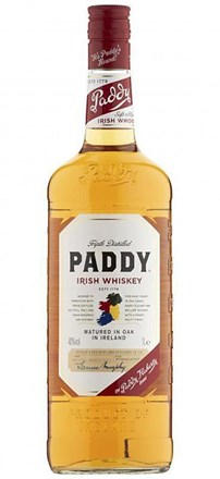 Paddy Irish Whiskey 1L Paddy Irish Whiskey 1L