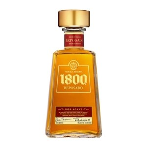 JOSE CUERVO 1800 REPOSADO TEQUILA 750ML JOSE CUERVO 1800 REPOSADO TEQUILA 750ML