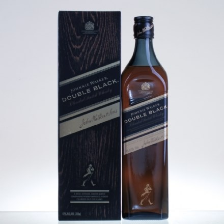 JOHNNIE WALKER DOUBLE BLACK 700ML JOHNNIE WALKER DOUBLE BLACK 700ml
