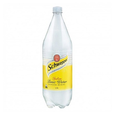 SCHWEPPES INDIAN TONIC WATER 1.5L SCHWEPPES INDIAN TONIC WATER 1.5L