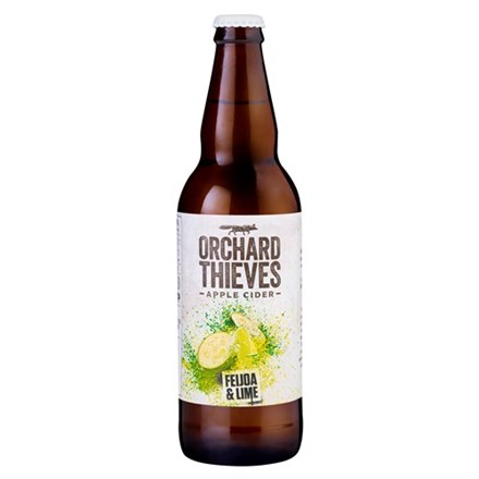 ORCHARD THEIVES  FEIJOA & LIME CIDER 500ML ORCHARD THEIVES  FEIJOA & LIME CIDER 500ML