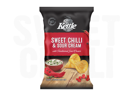 Sweet Chilli & Sour Cream Sweet Chilli & Sour Cream