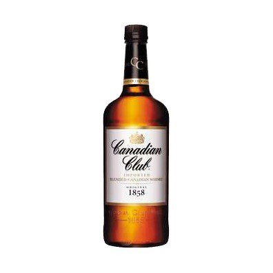 CANADIAN CLUB 1L CANADIAN CLUB 1LTR